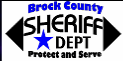 Sheriff Department Protect and Serve Decal