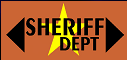 sheriff department reflective decal