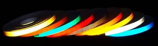 Streetglo Pinstriping And Auto Pinstriping Using Reflective Tape