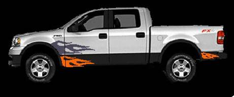 Car Decals Vehicle Graphic Truck Decals Truck Window Decals Auto - Custom truck decals vinyls