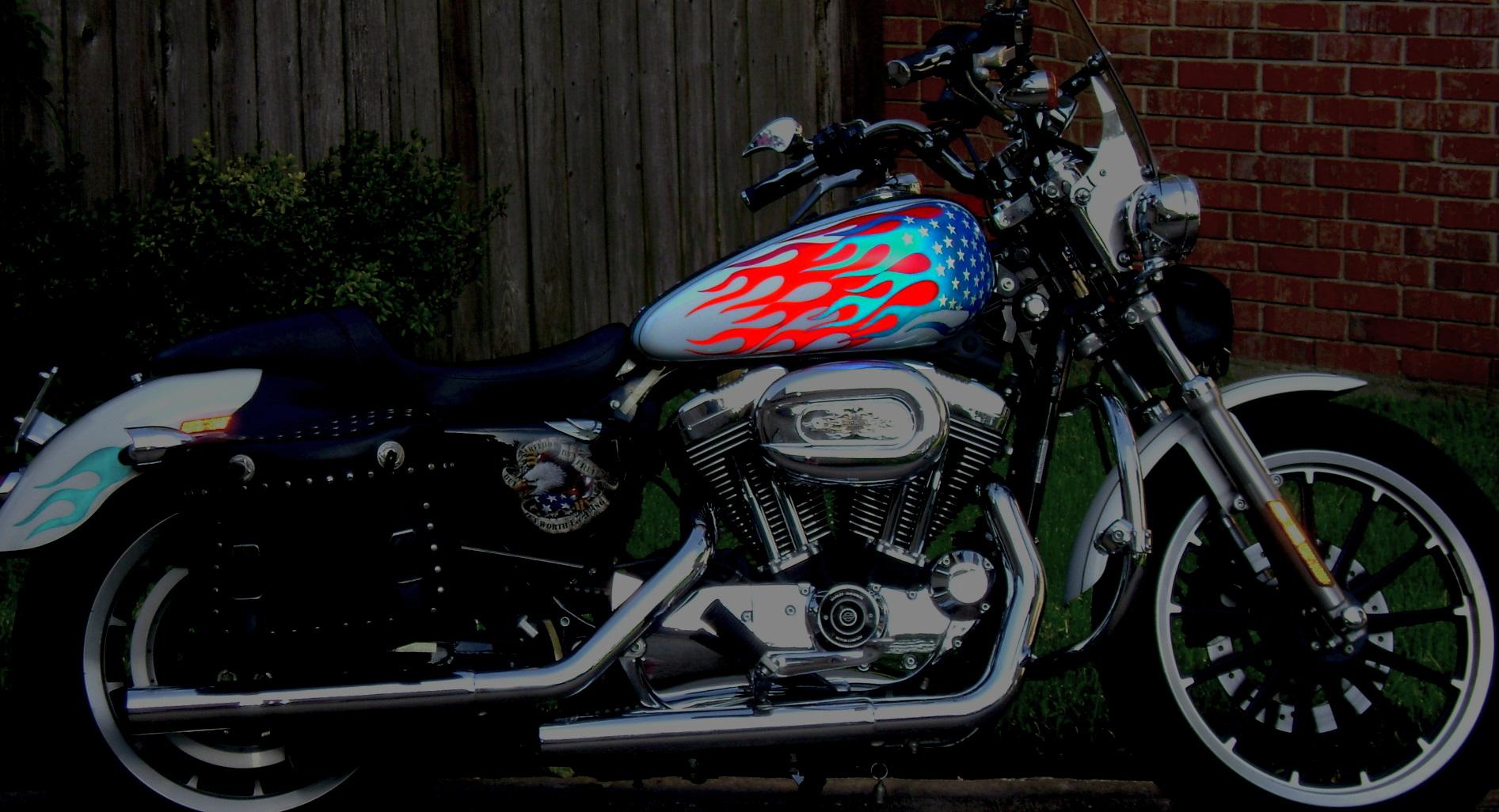 Hotwraps Motorcycle Gas Tank Graphic Body Wraps